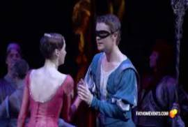 Bolshoi: Romeo And Juliet 2017